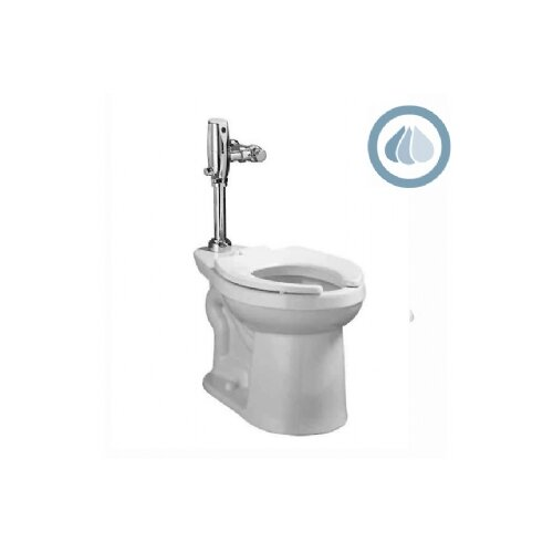 Toto High Efficiency Commercial Floor Mounted Flushometer