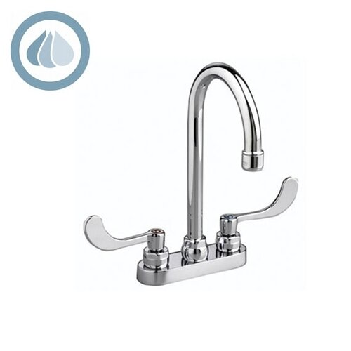 American Standard Monterrey Centerset Faucet with Limited Swivel Spout