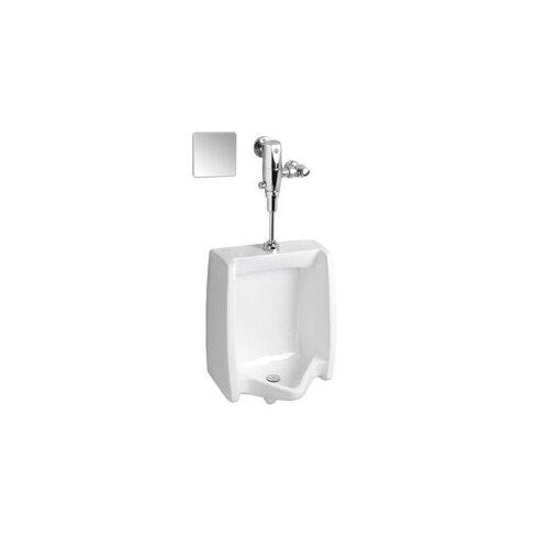 Exposed 0.5 GPF AC Toilet Flush Valve