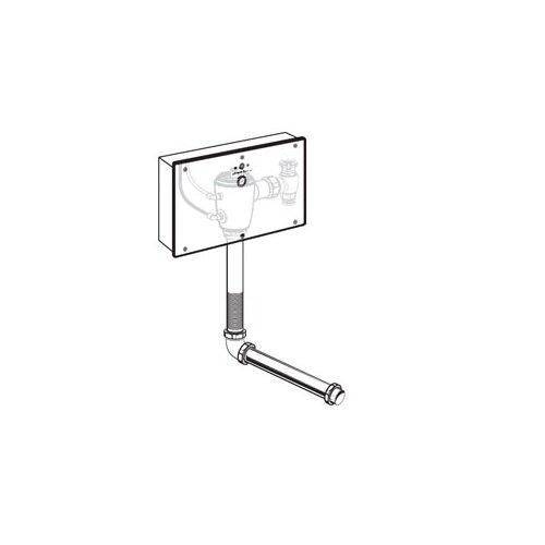 American Standard Concealed Wrist Blade Flush Valve