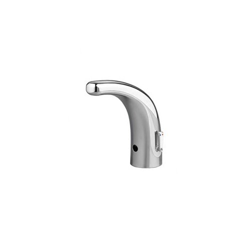 Selectronic Automatic Single Hole Integrated Faucet with Above-Deck Mixing