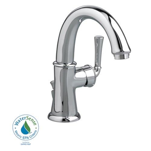Bathroom Faucets Single Handle : ... Standard Portsmouth Single Hole Bathroom Faucet with Single Handle