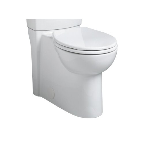 American Standard Concealed Trapway Right Height Round Front Toilet Bowl Only
