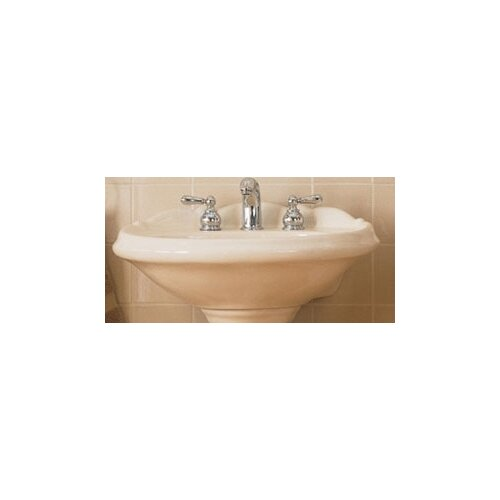 American Standard Reminiscence Pedestal Bathroom Sink (Bowl Only)