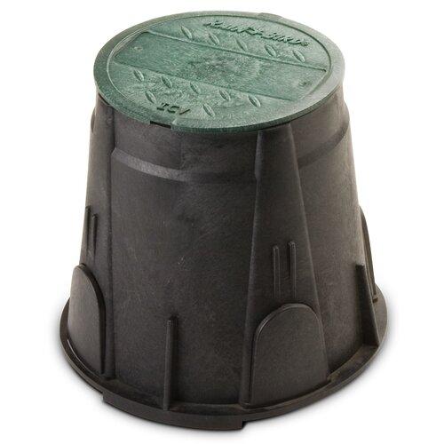 "Rainbird 7"" Round Valve Box with Lid"