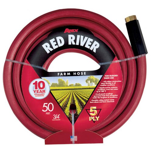 Teknor Apex Red River Farm Hose