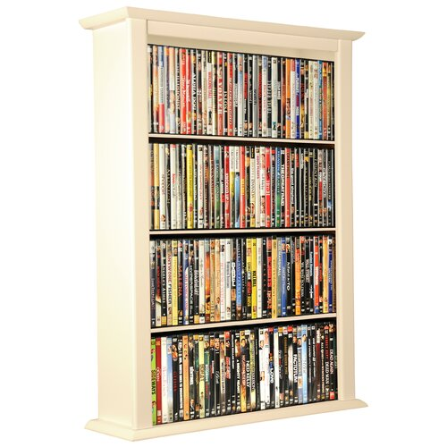 VHZ Entertainment Single Wall Mounted Storage Rack