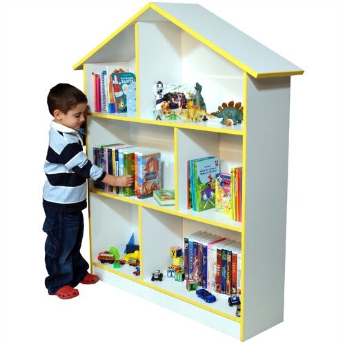 "Venture Horizon VHZ Storage Childrens 55"" Bookcase"