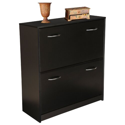 venture horizon vhz storage double shoe cabinet reviews wayfair