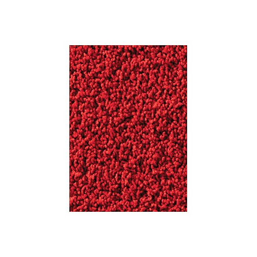 Carpets for Kids Soft Solids KIDply Red Velvet Kids Rug