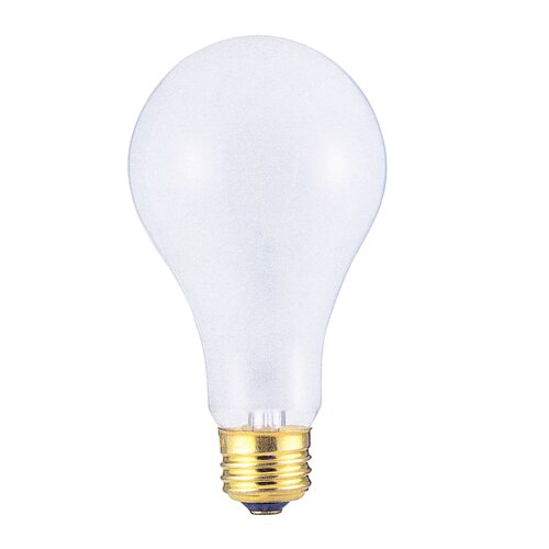 Bulbrite Industries 50/100/150W 120-Volt (2700K) Incandescent Light Bulb