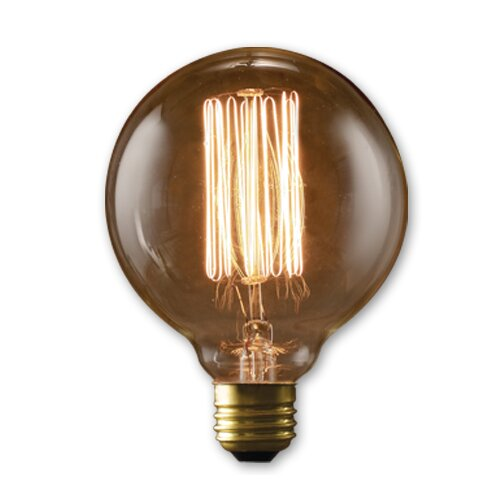 Bulbrite Industries Nostalgic Edison 40W (2000K) Incandescent Light Bulb