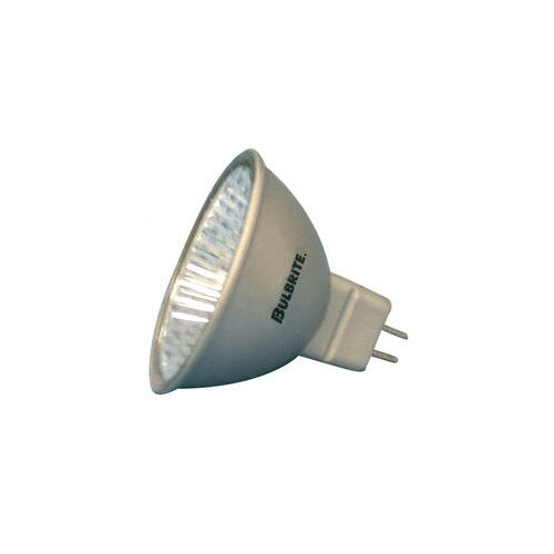 Bulbrite Industries Bi-Pin Silver 12-Volt Halogen Light Bulb