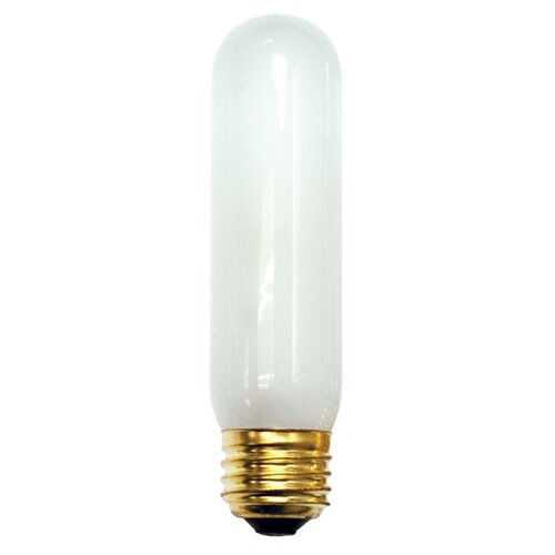 Bulbrite Industries 60W Frosted 120 /130 - Volt (2700K) Incandescent Light Bulb