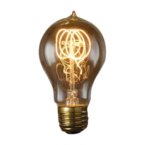 Bulbrite Industries Nostalgic Edison 25W 120-Volt (2700K) Incandescent Light Bulb