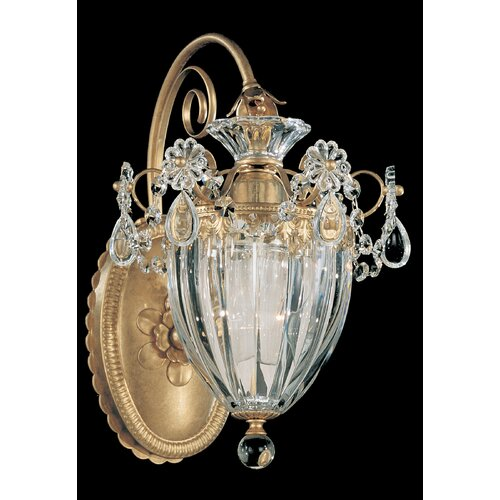 Schonbek Bagatelle One Light Wall Sconce