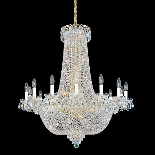 Schonbek Camelot 36 Light Chandelier