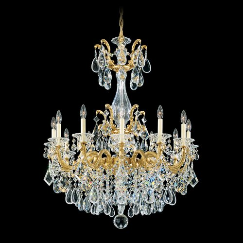 La Scala 12 Light Chandelier