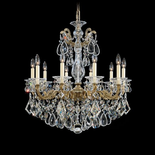 La Scala 10 Light Chandelier