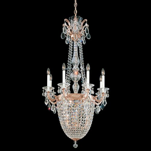 La Scala Empire 11 Light Chandelier