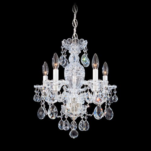 Sterling 5 Light Chandelier