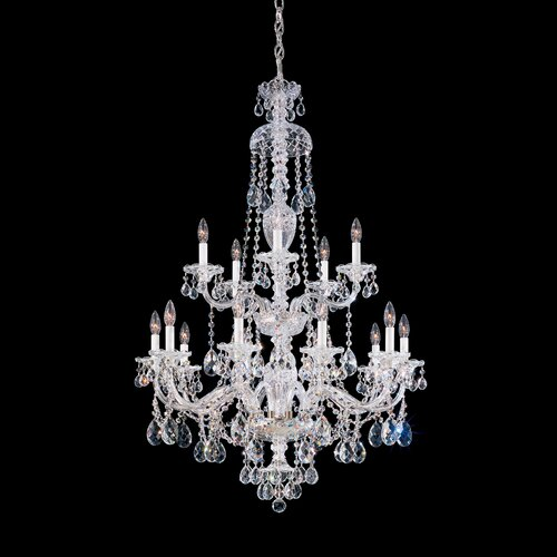 Sterling 15 Light Chandelier
