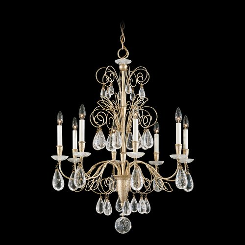 Schonbek Tesoro 8 Light Chandelier
