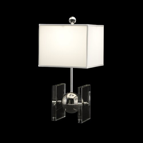 Schonbek Vogue Square Table Lamp