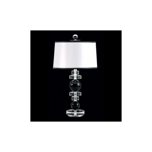 "Schonbek Deco 26.5"" H 1 Light Table Lamp"