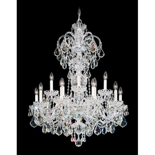 Olde World 15 Light Chandelier