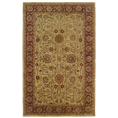 Meadow Breeze Gold Rug