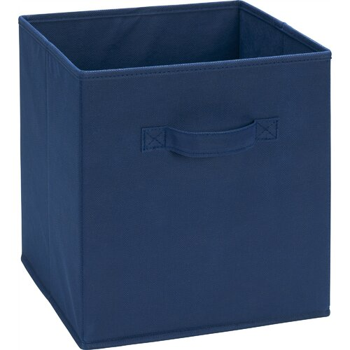 ameriwood fabric storage bin with handle amp reviews wayfair