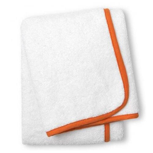 Jonathan Adler Orange Piped Hand Towel