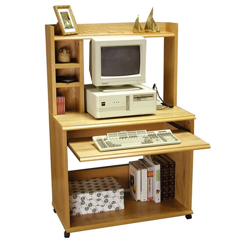 Rush Furniture Heirloom Computer Cart