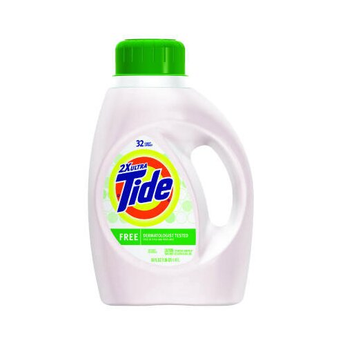 Tide® 4.7 Quart Pump Dispenser Ultra Liquid Laundry Detergent