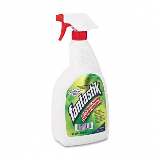 Fantastik® 1 Qt All-Purpose Cleaner Fresh Scent Trigger Spray Bottle