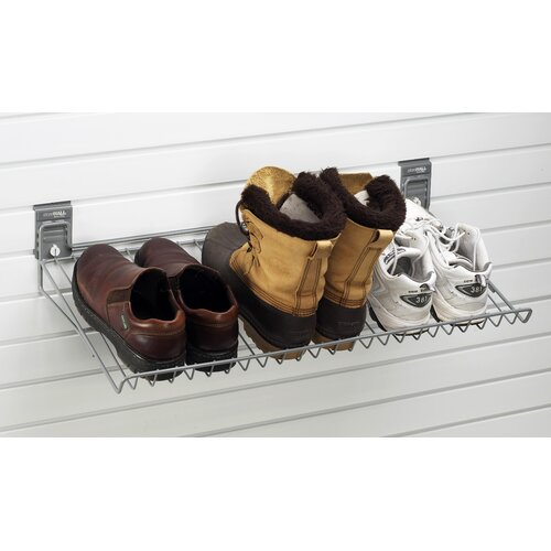 StoreWALL Wire Shoe Rack