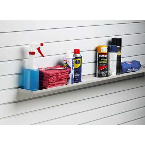 "StoreWALL 5"" Ready to Use Shelf Kit (2 pc.)"
