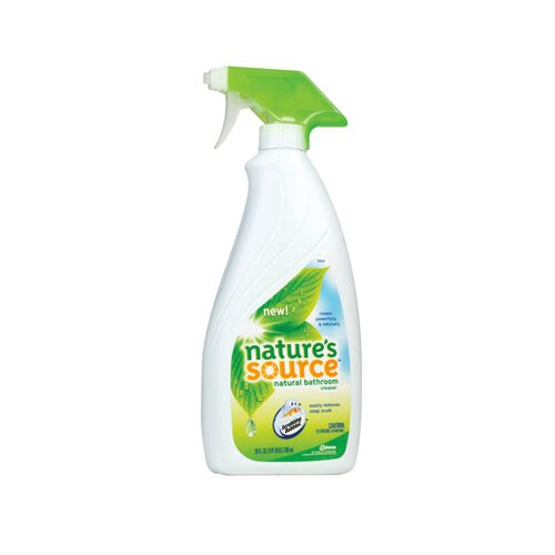 Scrubbing Bubbles® Nature's Source Natural Bathroom Cleaner Trigger Spray Bottle