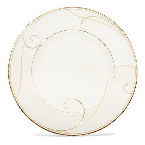 "Noritake Golden Wave 9.5"" Dessert Plate"