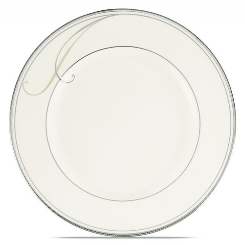 "Noritake Platinum Wave 6.75"" Bread and Butter Plate"