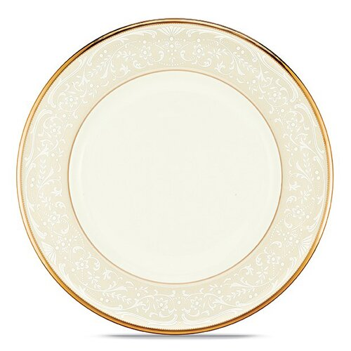 "Noritake White Palace 10.75"" Dinner Plate"