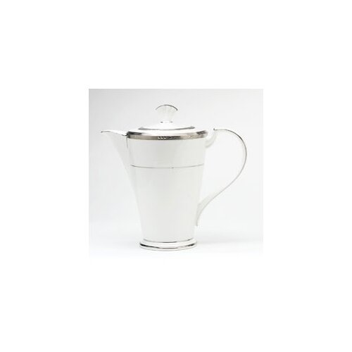 Noritake Chatelaine Platinum 6 Cup Coffee Server