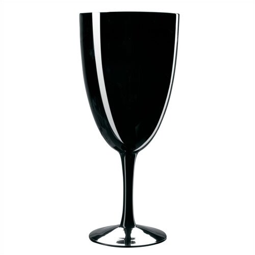 Palais Black Iced Beverage Glass (Set of 4)