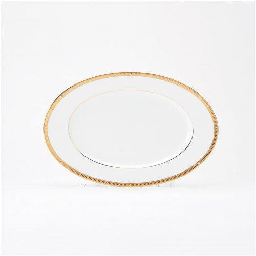 Noritake Rochelle Gold Butter Dish