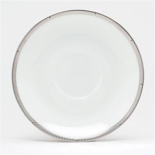 """Noritake Rochelle Platinum 6"""" Saucer"""