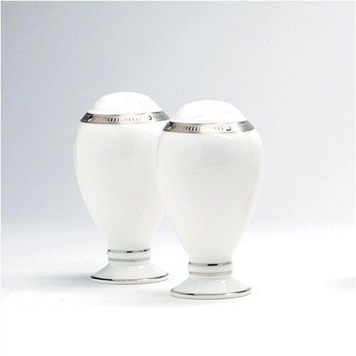 Rochelle Platinum Salt & Pepper Shaker