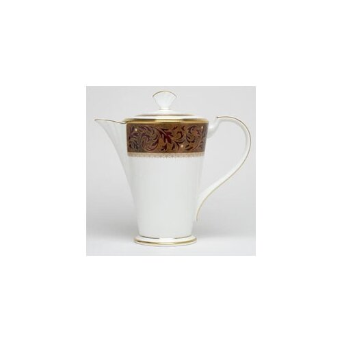 Noritake Xavier Gold 48 oz Coffee Server