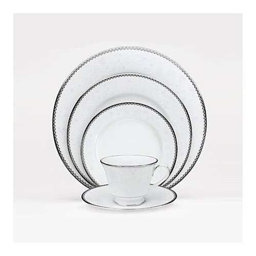 Abbeyville 20 Piece Dinnerware Set