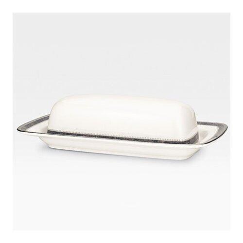 Noritake Verano Butter Dish